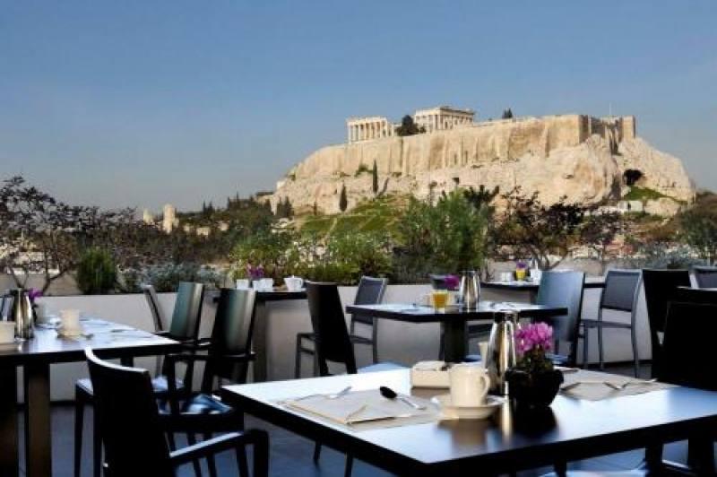 Hotel The Athens Gate - Athene - Attica